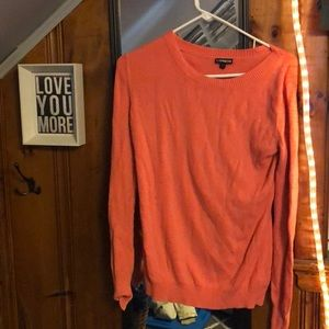 Coral express sweater
